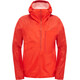 The North Face M's FuseForm Cesium Anorak Red Fuse